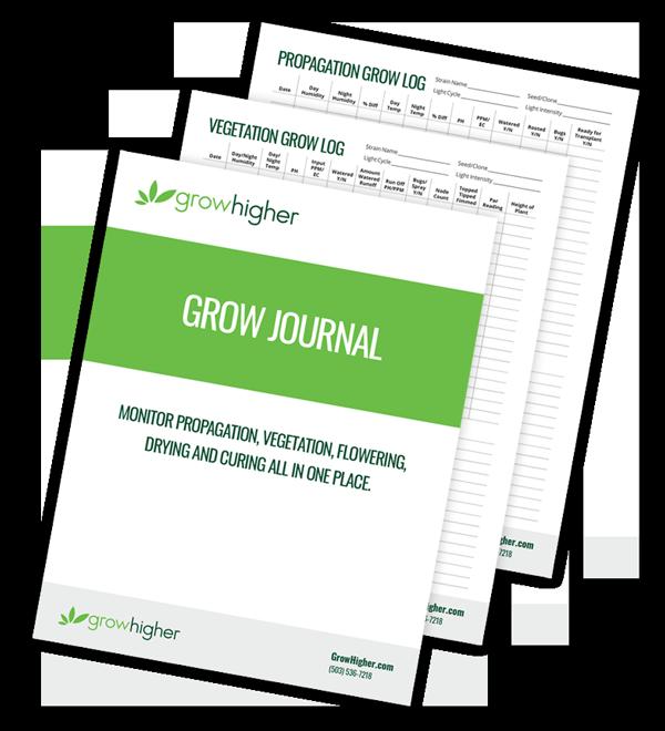 Free Online Grow Journal